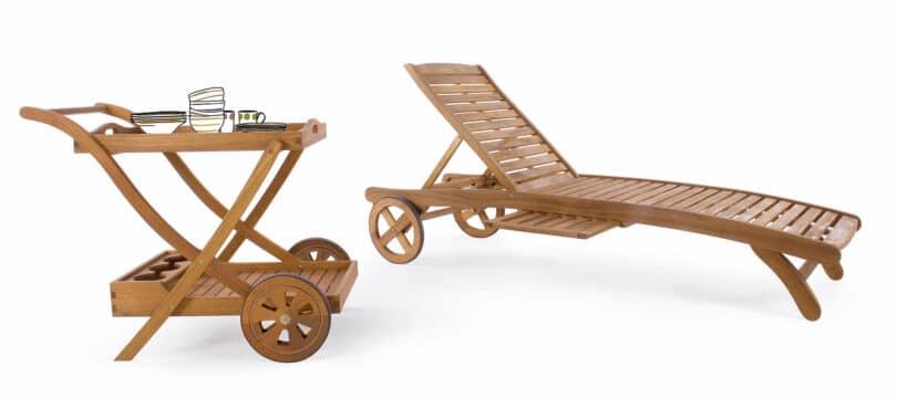 Servírovací vozík Noemi
