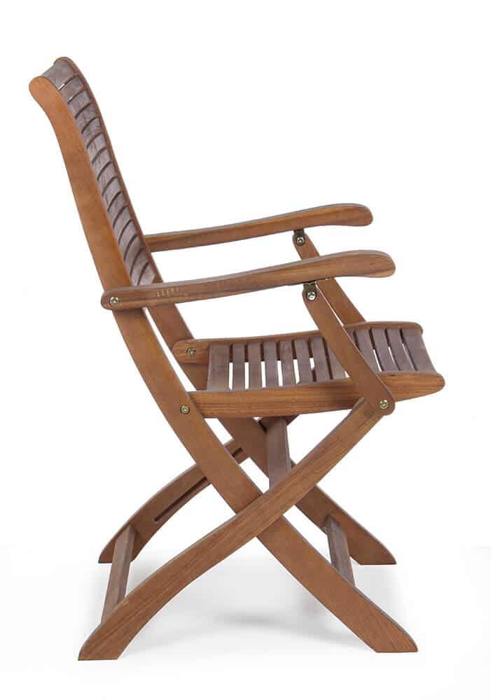 Židle Noemi s područkami
