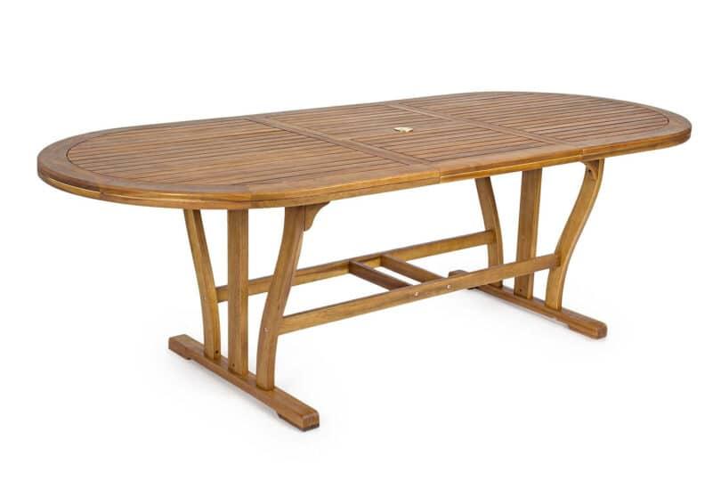 Rozšiřitelný zahradní stůl Noemi 180 - 240 x 100 cm