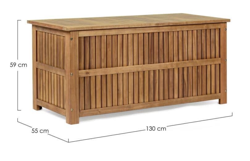 Zahradní úložný box Noemi