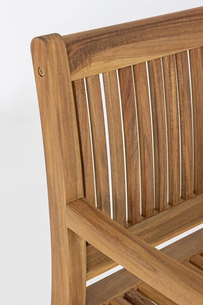 Dvoumístná lavice Noemi