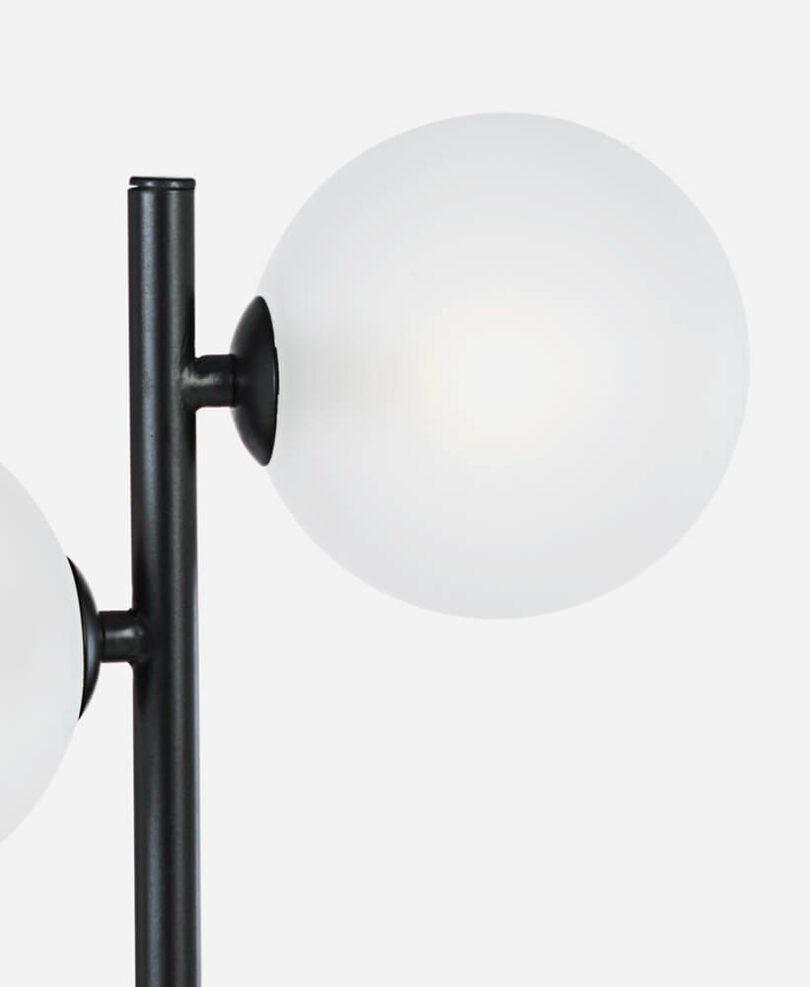 Stolní lampa Balls černá
