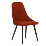 Židle mina bordová