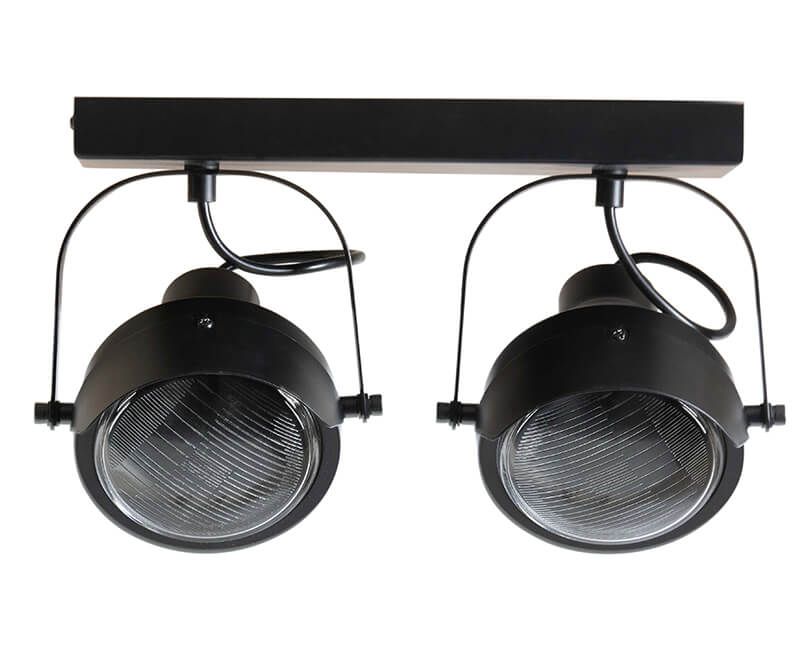 2 BODOVÉ LAMPY LESTER