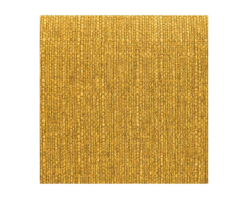 Pohovka třímístná milton žlutá