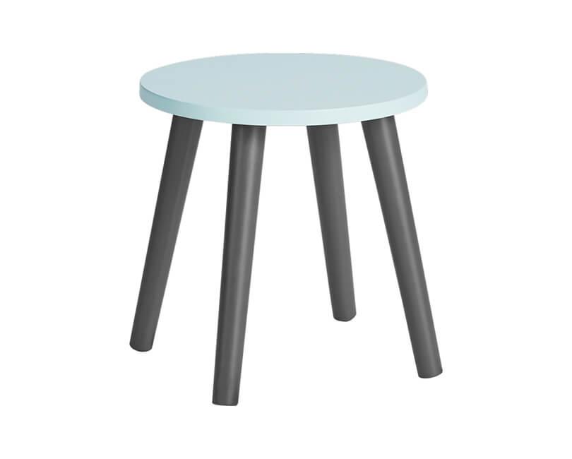 Dětská stolička modrá