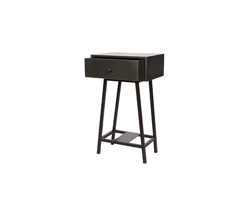 Odkladací stolek skybox 45 x 30 černý
