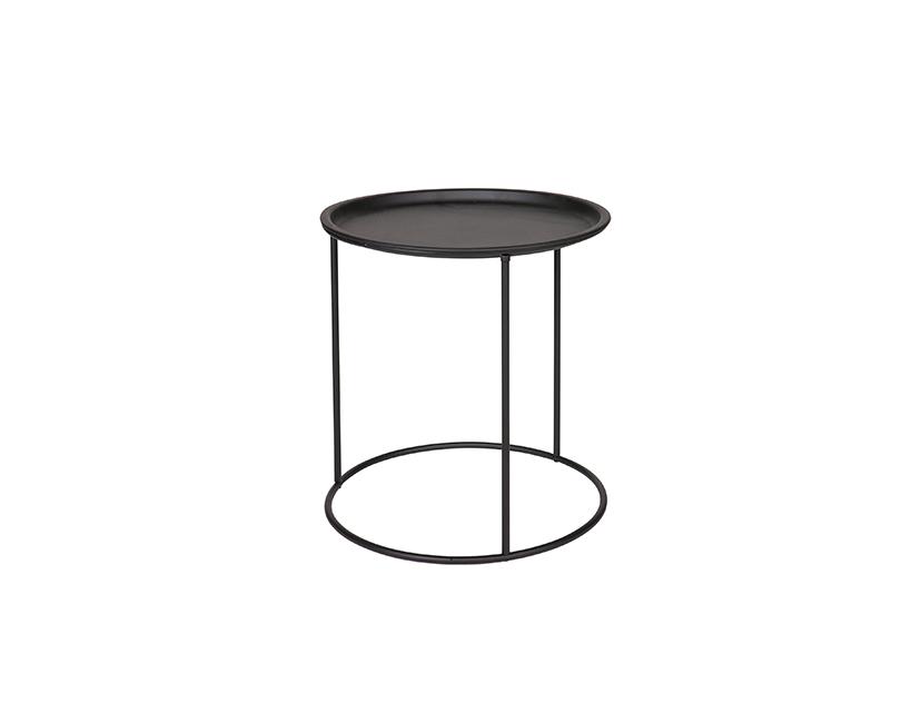Konferenční stolek ivar se samostatným táckem střední ø 40 x 43