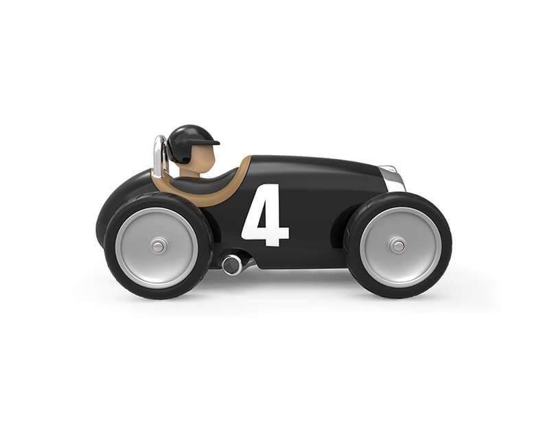 AUTÍČKO RACING CAR ČERNÉ