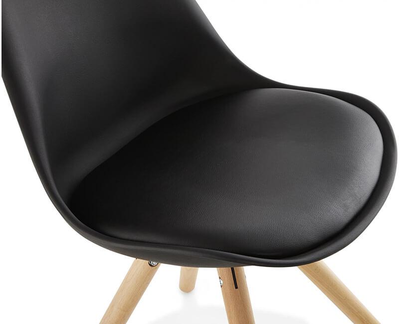Židle tolik černá