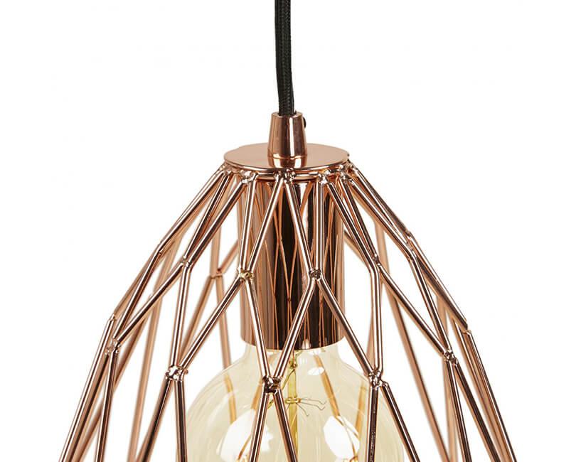 Stropní lampa paral
