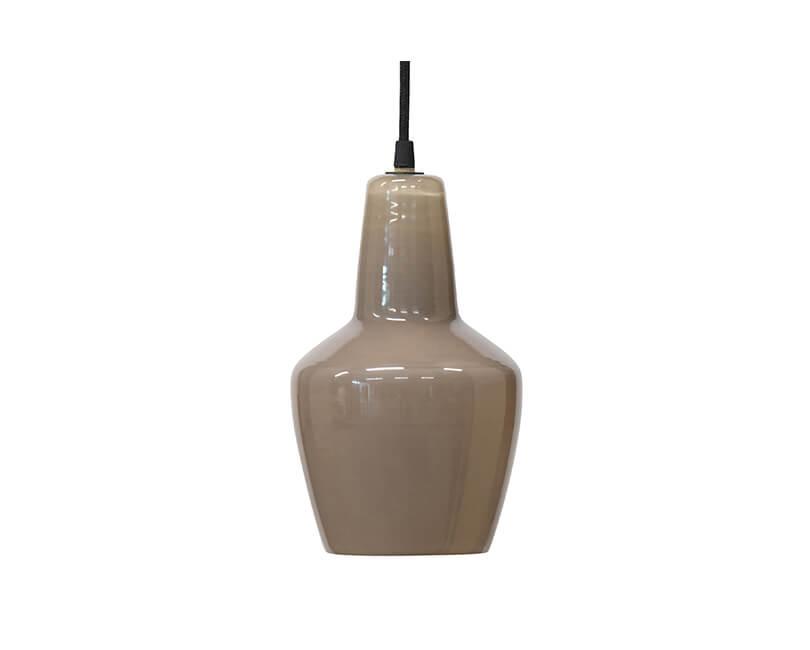 KERAMICKÁ LAMPA POTTERY NUGÁTOVÁ