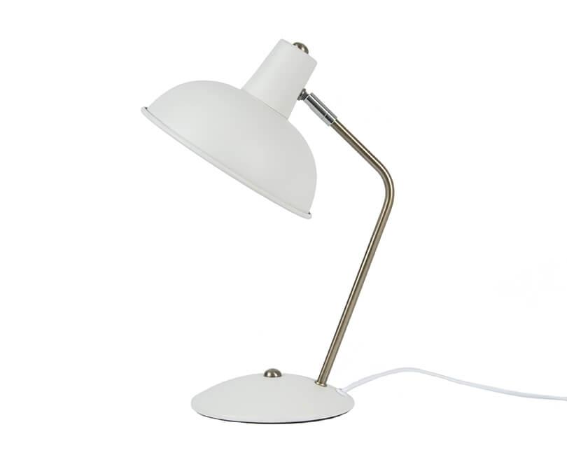 STOLNÍ LAMPA HOOD BÍLÁ