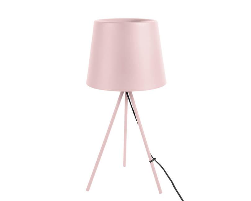 STOLNÍ LAMPA CLASSY RŮŽOVÁ