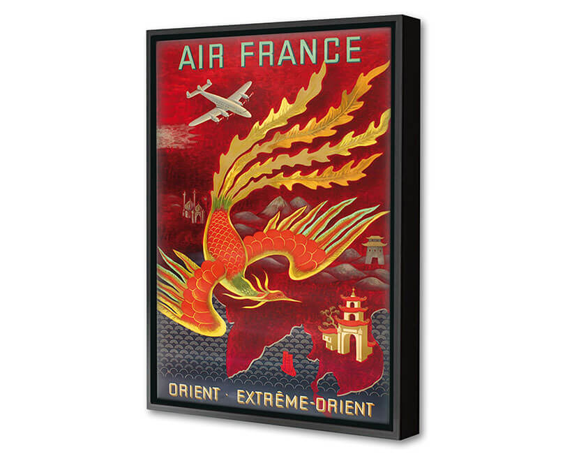 OBRAZ AIR FRANCE EXTREME ORIENT
