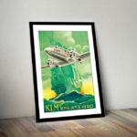 OBRAZ KLM ROYAL DUTCH AIR LINES