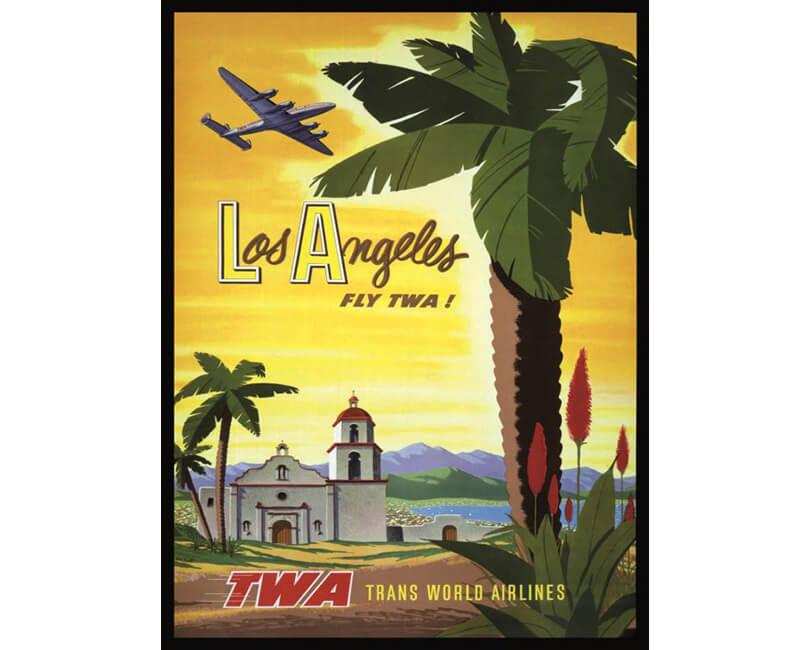 OBRAZ LOS ANGELES TWA
