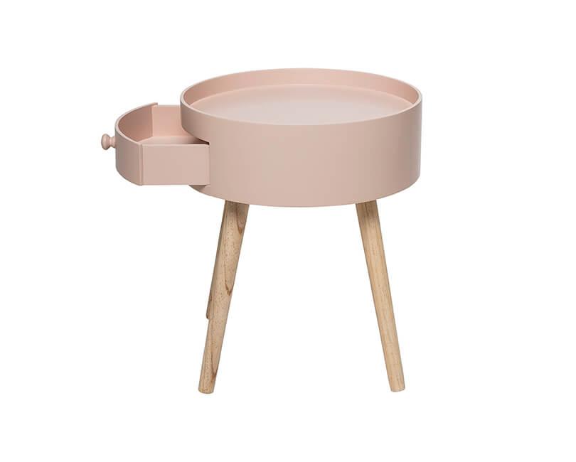 Odkládací stolek rose ø 38 x 45
