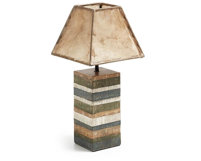 STOLNÍ LAMPA ALBANY PŘÍRODNÍ