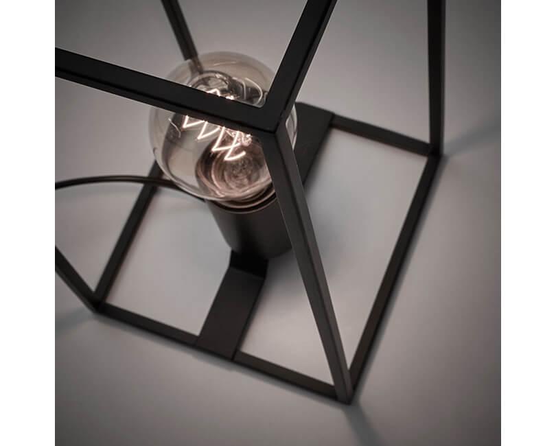 STOLNÍ LAMPA LENNOX ČERNÁ