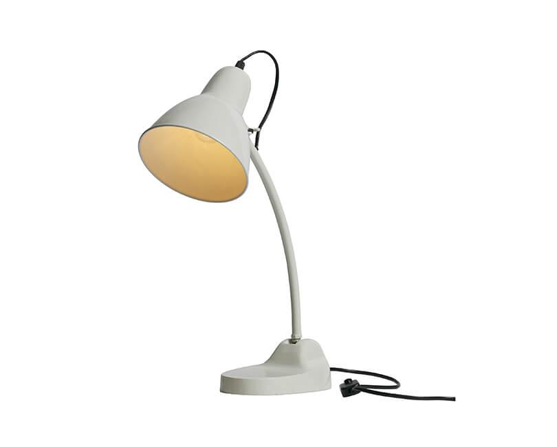 Stolní lampa masterpiece bílá