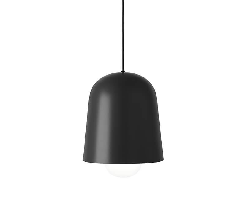STROPNÍ LAMPA CONE ČERNÁ