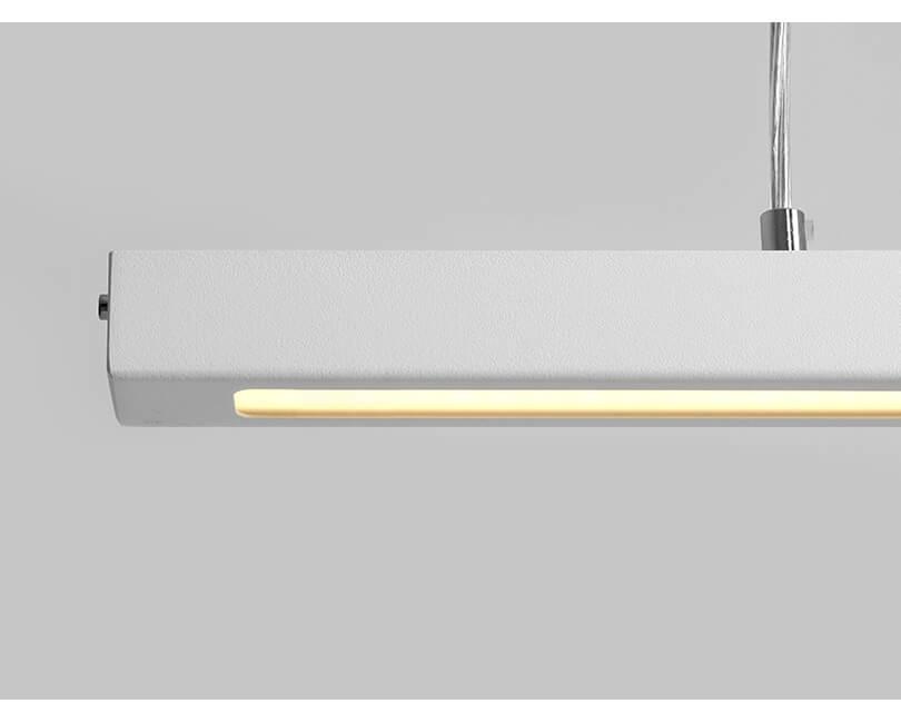 Stropní lampa line plus m bílá