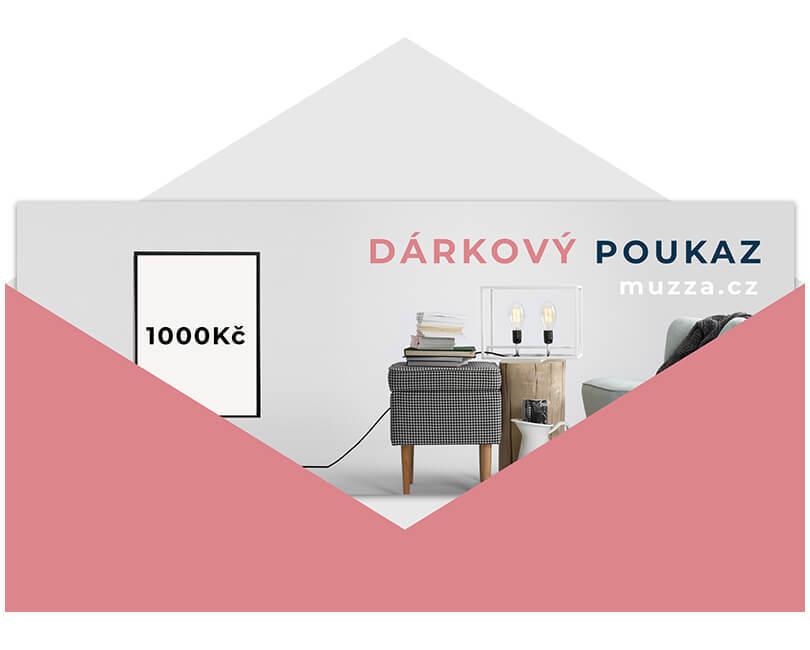 DÁRKOVÝ POUKAZ 1000 (TIŠTĚNÝ)
