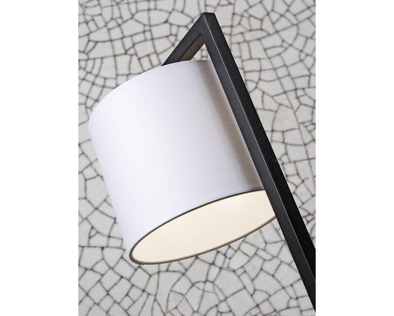 STOLNÍ LAMPA BOSTON ČERNÁ