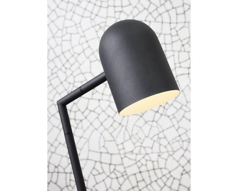 STOJÍCÍ LAMPA MARSEILLE ČERNÁ