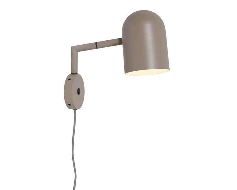 NÁSTĚNNÁ LAMPA MARSEILLE PÍSKOVÁ