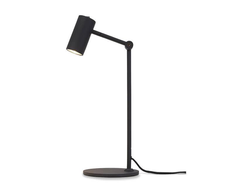STOLNÍ LAMPA MONTREAUX LED ČERNÁ