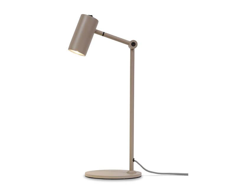 STOLNÍ LAMPA MONTREAUX LED PÍSKOVÁ
