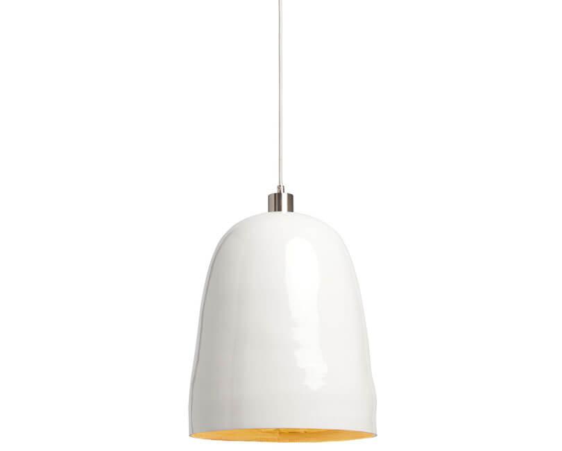 STROPNÍ LAMPA SAIGON BÍLÁ
