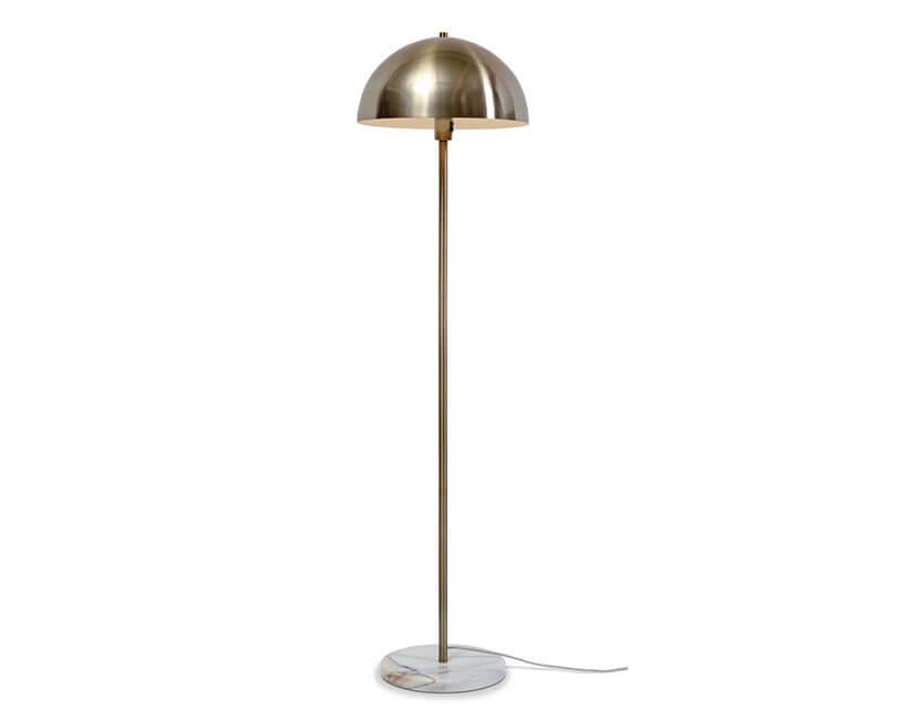 STOJÍCÍ LAMPA TOULOUSE ZLATÁ