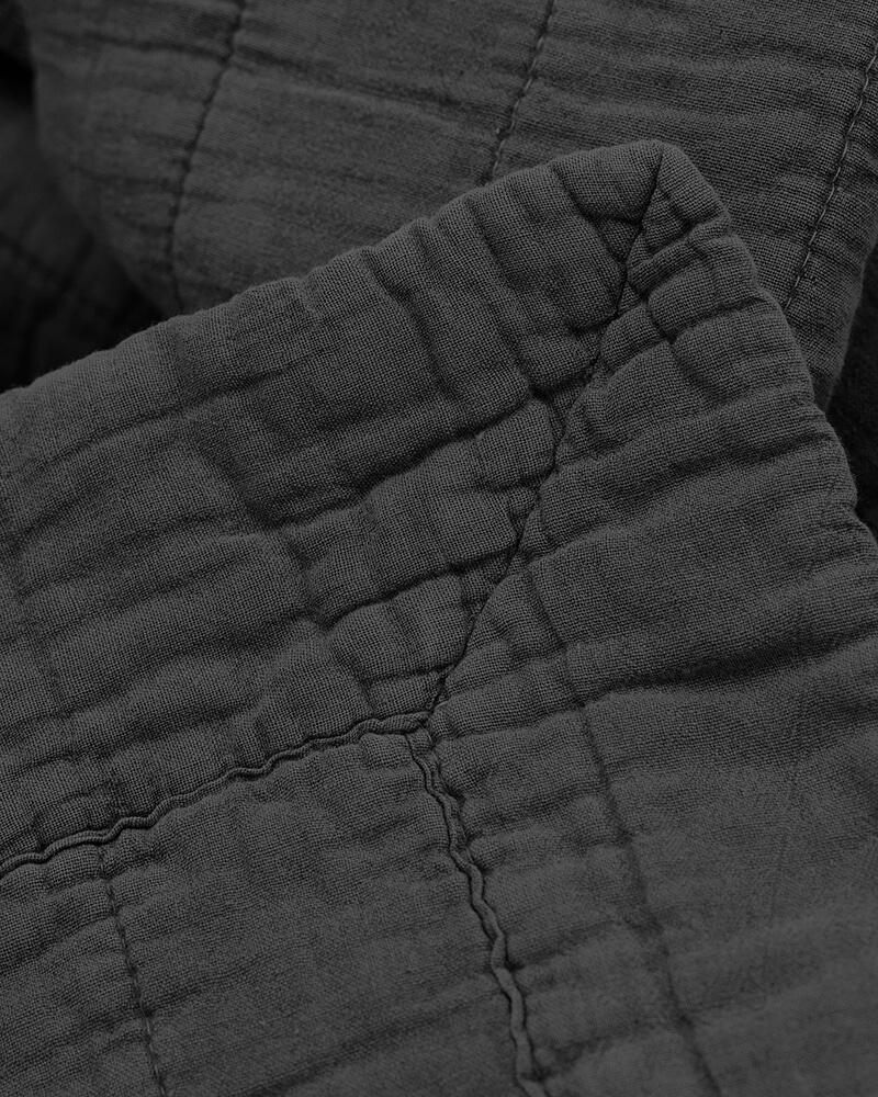 Přehoz Magnhild 280 x 160 černý