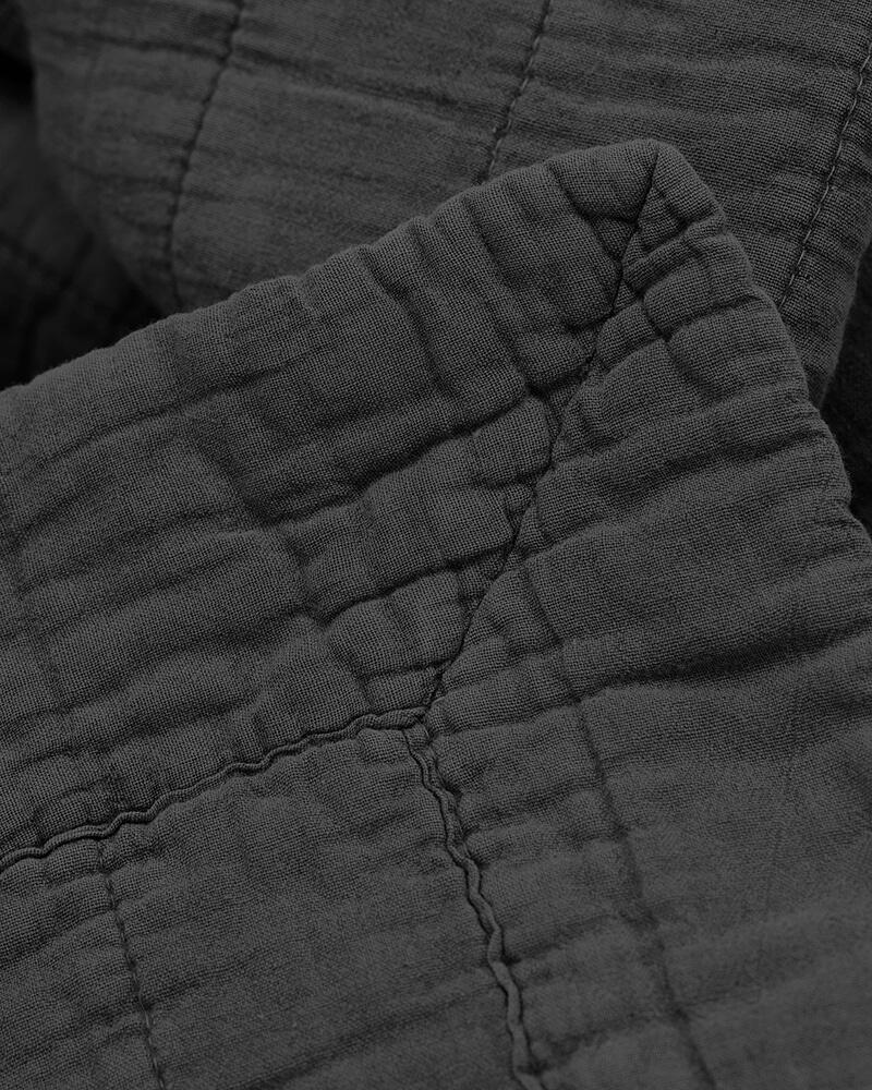 Přehoz Magnhild 280 x 280 černý