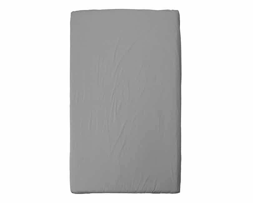 Ložní prostěradlo Ingrid 270 x 210 šedé