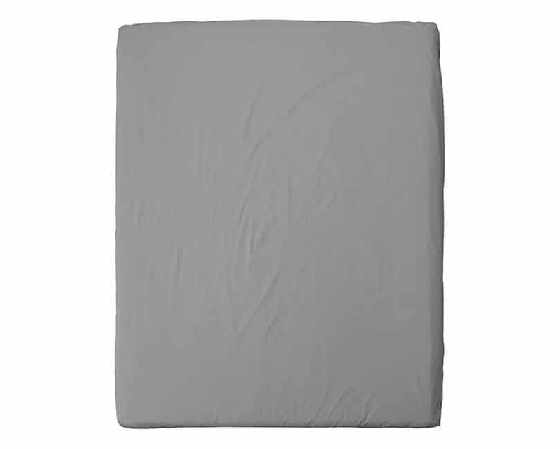 Ložní prostěradlo Ingrid 270 x 270 šedé
