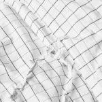 Ložní povlečení Erika 200 x 140 bílá