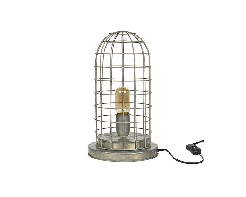 STOLNÍ LAMPA HIVE CAGE