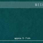 Pohovka dvoumístná toro 187 cm tyrkysová
